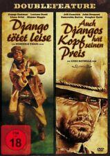 2 westerfilme Django KILLS SILENTLY & also djangos head has its price NEW OVP