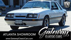 1986 Ford Mustang LX SSP White 1986 Ford Mustang  5.0L V8 F OHV 5 Speed Manual Available Now!