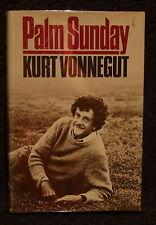 Vonnegut, Kurt.  Palm Sunday.  First Edition.