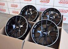 BBS CH-R Schwarz Felgen 8,5x19 + 9,5x19 Zoll CH104 + CH106 BMW 3er E90 E91 E92