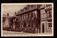 Tuck real photo Stratford on Avon Marie Corelli home Uk postcard