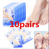 Lots 10Pairs Exfoliating Peel Foot Mask Soft Feet Remove Callus Hard Dead Skin