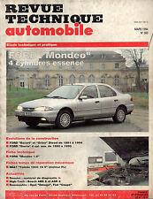 RTA revue technique automobile N°560 FORD MONDEO