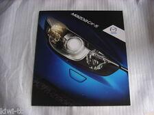 Mazda cx-5 information préalable, Prospectus/Brochure/DEPLIANT, d, 9.2011