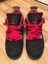 Nike Air Jordan 4 Fusion + Jordan Calzini, Free non Kobe Lebron sizeuk 8,in in buonissima condizione
