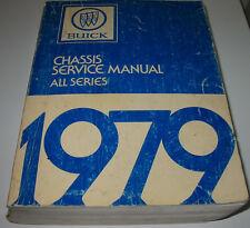 Service Manual Buick All Series Skylark Century Regal Electra Limited Riviera!