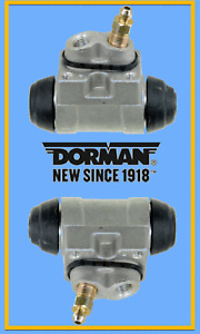 2 Drum Brake Wheel Cylinders Rear For Dodge Hyundai KIA Replace OEM # 619000