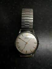 Men's Vintage DOXA Wristwatch 50's - SWISS - Antimagnetic Fixo-Flex - Original