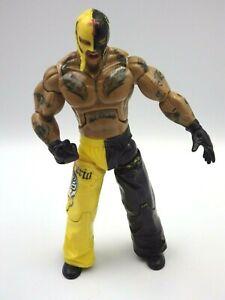 Figurine catcheur WWE WWF RAY MYSTERYO 18 cm JAKKS 2005