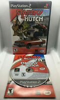 Starsky and Hutch - & - Complete -Tested & Works - Good Cond.- Playstation 2 PS2