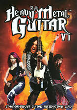 PLAY HEAVY METAL GUITAR, VOL. 1 - NEW DVD