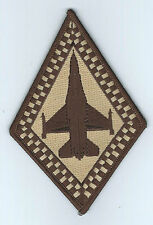 93rd FIGHTER SQUADRON F-16 DIAMOND desert patch