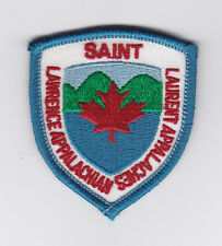 SCOUTS OF CANADA -  CANADIAN SCOUT QUEBEC SAINT LAWRENCE APPALACHIAN Patch