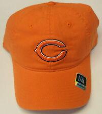 NFL Chicago Bears Reebok Flex Sideline Slouch Cap Hat Curve Brim L/XL NEW!