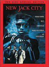 New Jack City (2005) 2-Disc DVD Brand New WIDESCREEN