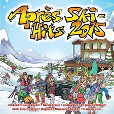 APRES SKI HITS 2015 ANDREA BERG/ MAROON 5/KIESZA/HELENE FISCHER/+ 2 CD NEU