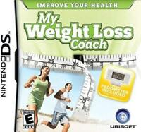 My Weight Loss Coach Nintendo DS Game Used