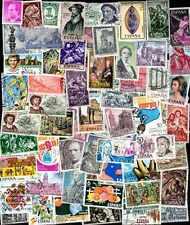 Espagne - Spain 2000 timbres différents