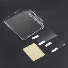 Plastic Hard Case Cover Shell + Screen Protector Film for Nintendo 2DS Console