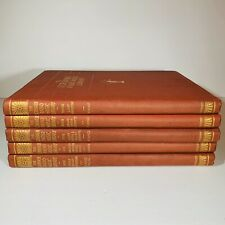 The Scribner Radio Music Library 1931 Vol 3-6 , 9 Lot of 5 Books Piano Vocal Set