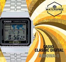 Casio Classic Series Digital Watch A500WA-1D