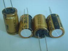 2 pcs FW 2200uF 35V Nichicon AUDIO Capacitor +85°C RM7,5mm NEU Kondensator