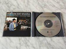 Frank Sinatra The Concert Sinatra CD TARGET ERA MADE IN JAPAN Reprise 10092 RARE