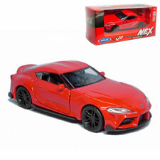 1:36 Toyota Supra Hot Hatch Model Car Diecast Toy Vehicle Collection Gift Red