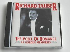 Richard Tauber - The Voice Of Romance (CD Album) Used Very Good