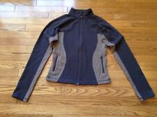 LULULEMON SHAPE JACKET BROWN/TAN SIZE 8