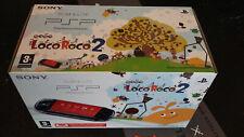 PSP Console Sony PlayStation Portable Bundle Loco Roco 2 psp-3004pb NEW
