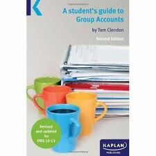 A Students Guide to Group Accounts by Tom Clendom (Paperback, 2012)
