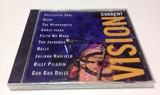 Current Vision by Various Artists CD Album Pop Rock Songs 1995, Free Shipping