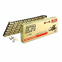 DID Racing Chain 420 NZ3 MOTORCYCLE CHAIN (GOLD) 120 LINKS Clip Link
