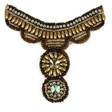 Patch Sewing bag Decoration Inca Kuchi Afghan Banjara Tribal beads CODE M