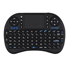 Mini Wireless Keyboard 2.4G XBMC Keyboard Touchpad Mouse Combo- Multi-med