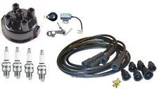 Delco Distributor Tune up kit USA Copper wires John Deere 2510, 2520 Tractor