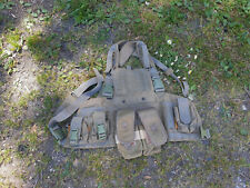 TEMPLAR ASSAULT SYSYTEMS CHEST / OPERATORS RIG AND POUCHES