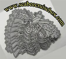 silver in color Seabee Combat Warfare Patch