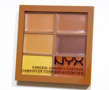 NYX Conceal, Correct, Contour Palette color -03 Deep + Free Shipping