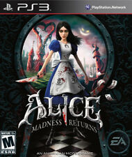 Alice: Madness Returns PS3 New Playstation 3