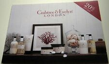 Advertising Beauty Crabtree & Evelyn London - posted