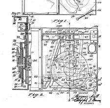 Vintage camera technique: Ensign, Houghton Co., Magnus Niell.. Infos 1894+