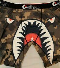 Ethika Men's The Staple Fit Warplane Boxer Brief Underwear   FREE SHIPPING