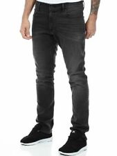 28 (en) Hosengröße niedriger Herren-Straight-Cut-Jeans