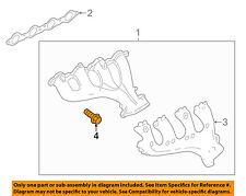 GM OEM Exhaust Manifold-Exhaust Manifold Bolt 11546600