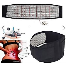 Actopus Tourmaline Self Heating Infrared Magnetic Therapy Back Support Brace