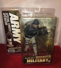 McFarlane Military Series 5 Army Special Forces Operator McFarlane's Soldiers