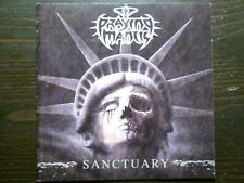 Praying Mantis Sanctuary Cd Italy 2009 nwobhm saxon iron maiden dio