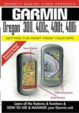 Garmin Oregon 300, 400c, 400t, 400i